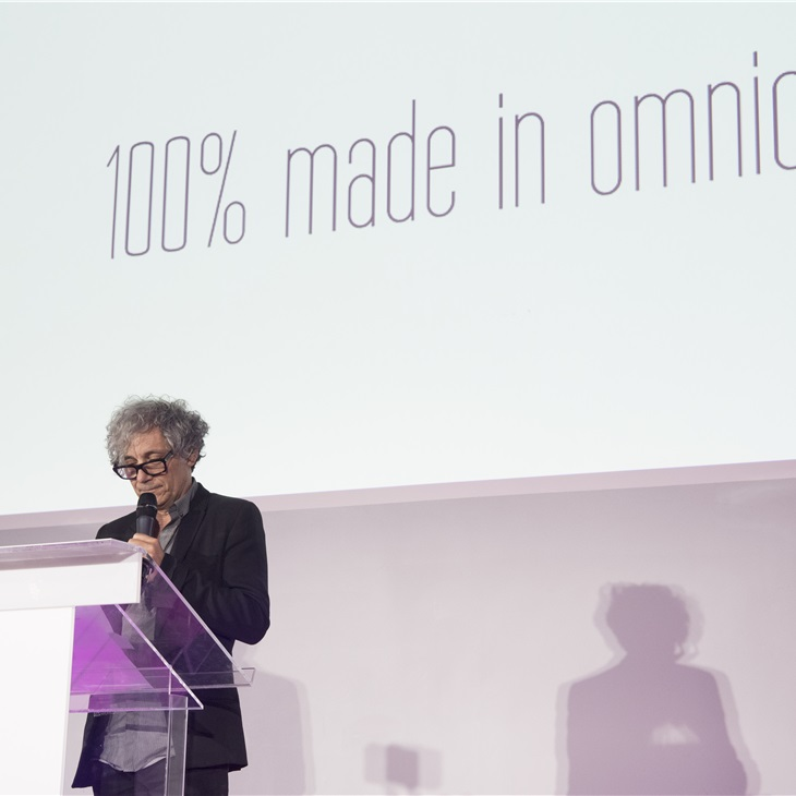 BEPPE RIBOLI: AN ARTIST FOR OMNICOS