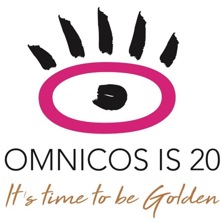 OMNICOS IS 20 AND CELEBRATES WITH A Tart UP LOGO